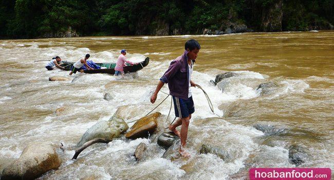 thượng nguồn Sông Đà