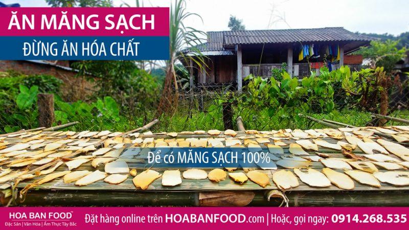 Măng Rừng Sạch | HOA BAN FOOD