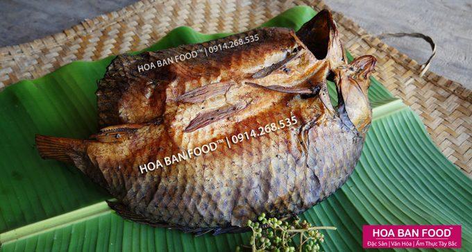 Cá Chép Gá Bếp