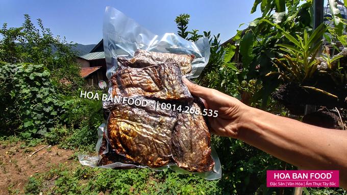 Cá Măng Sông Đà Gác Bếp | HOA BAN FOOD