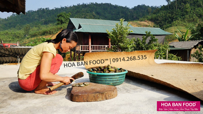 Chuối Hột Rừng | HOA BAN FOOD
