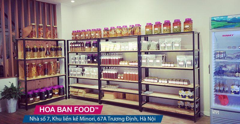 Địa chỉ: HOA BAN FOOD