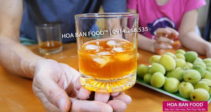 Ruou Mo Umeshu | HOA BAN FOOD