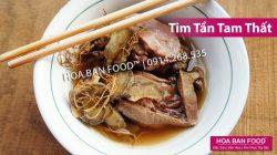 Tim Tần Tam Thất | HOA BAN FOOD