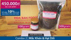 Mắc Khén & Hạt Dổi | HOA BAN FOOD