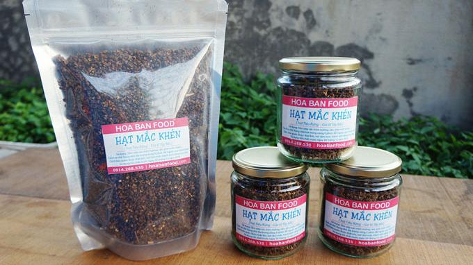 Hạt Mắc Khén | HOA BAN FOOD™