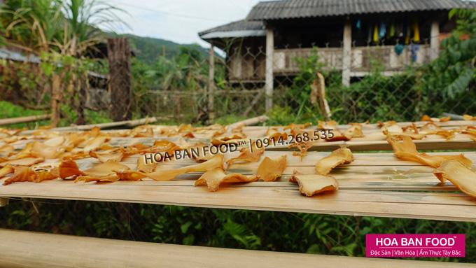 Măng Củ Khô | HOA BAN FOOD™