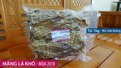 Măng Khô – HOA BAN FOOD™