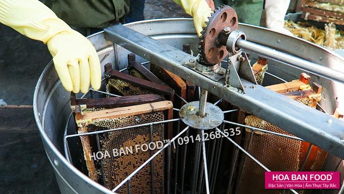 Mat Ong Hoa Nhan | HOA BAN FOOD™