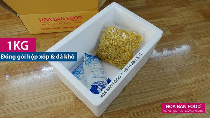 Sâu Chít Tươi đã bóc tách - 1kg | HOA BAN FOOD