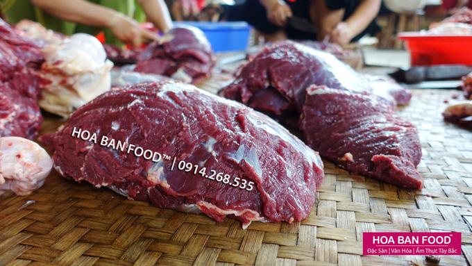 Thit Trau Gac Bep | HOA BAN FOOD