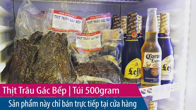 Thit Trau Gac Bep 500gram | HOA BAN FOOD